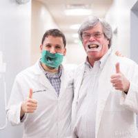 Tewksbury Dentists Thumbs Up